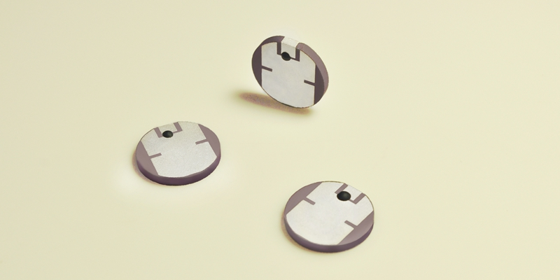 Φ16*2mm UHF RFID  Metal Tag