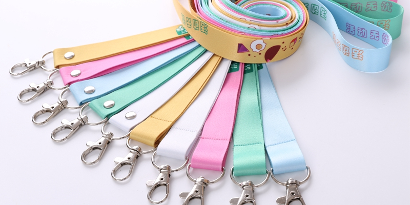 Full Color Printed Lanyard