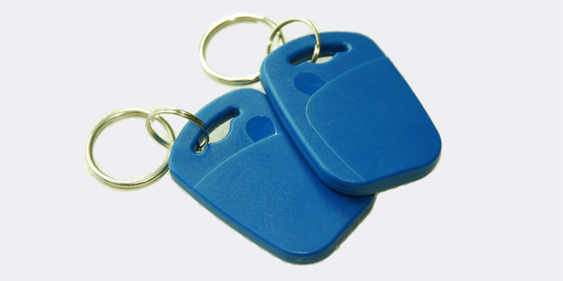 1# IC RFID Key Fob Tag